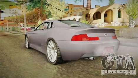 XLS650R для GTA San Andreas вид справа