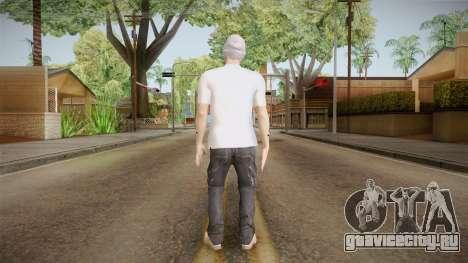 Эминем для GTA San Andreas третий скриншот
