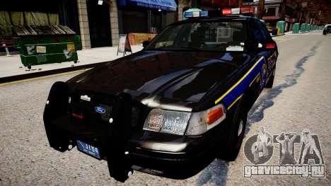 Ford Crown Victoria для GTA 4 вид справа