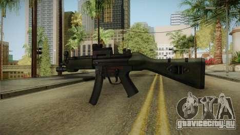 Killing Floor MP5M для GTA San Andreas третий скриншот