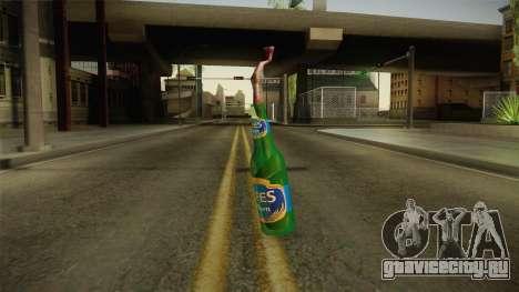 EFES Molotov для GTA San Andreas второй скриншот