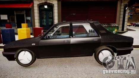 Dacia 1310 L для GTA 4 вид слева