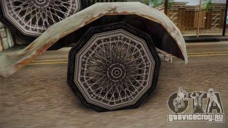 Автобус Ктулху для GTA San Andreas вид сзади