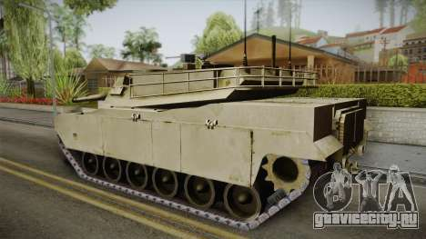 M60-2000 (120S) для GTA San Andreas вид слева