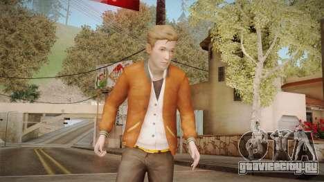 Life Is Strange - Nathan Prescott v3.1 для GTA San Andreas