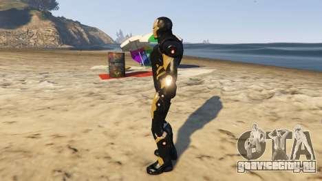 Iron Man Marvel Now для GTA 5