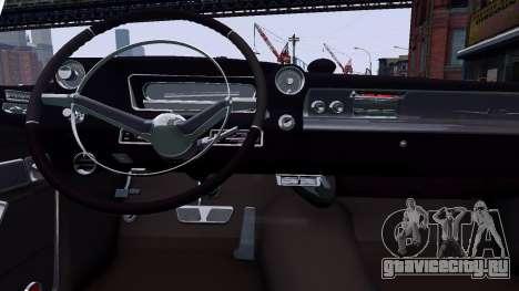 КрАЗ 5133 для GTA 4 вид изнутри