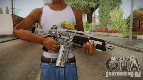 GTA 5 Special Carbine P v2 для GTA San Andreas третий скриншот