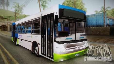 Italbus Bello 2016 Mendoza для GTA San Andreas