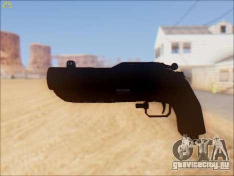 GTA 5 Vom Feuer Compact Grenade Launcher для GTA San Andreas