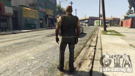 Left4Dead 1 Francis для GTA 5 третий скриншот