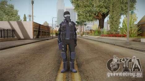 New SWAT для GTA San Andreas второй скриншот
