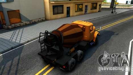ЗиЛ-131 Бетоновоз для GTA San Andreas