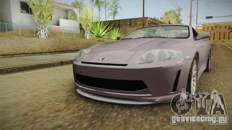 XLS650R для GTA San Andreas