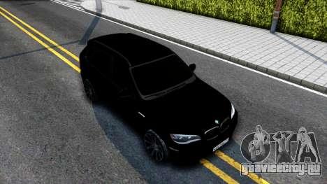 BMW X5M E70 2011 для GTA San Andreas