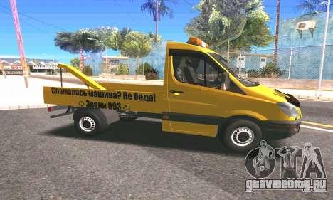 Mersedes-Benz Sprinter для GTA San Andreas