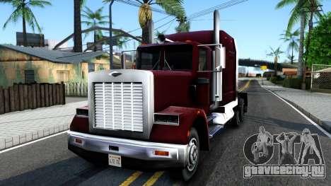 Realistic Linerunner для GTA San Andreas