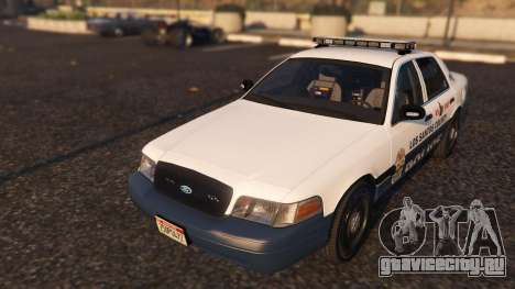 Marked K-9 Unit 2011 для GTA 5