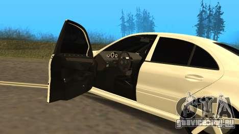 Mersedes-Benz E55 Armenian для GTA San Andreas