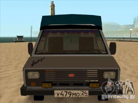 РАФ-33111 для GTA San Andreas