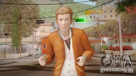 Life Is Strange - Nathan Prescott v3.3 для GTA San Andreas