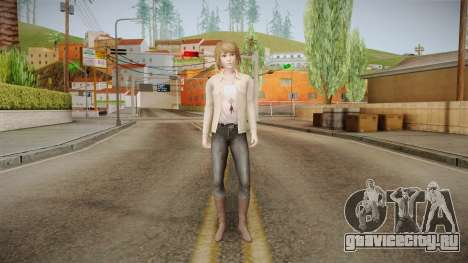 Life Is Strange - Max Caulfield Everyday Hero для GTA San Andreas второй скриншот