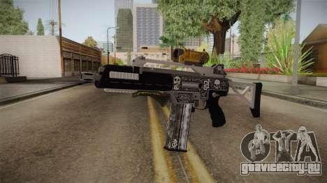 GTA 5 Special Carbine P v2 для GTA San Andreas