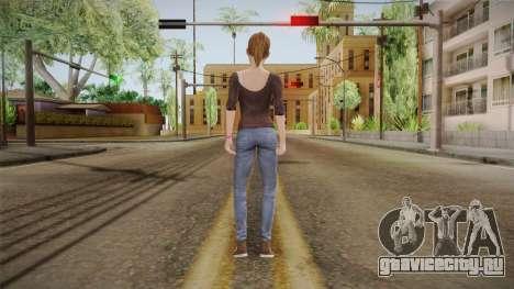 Life Is Strange - Dana Ward для GTA San Andreas третий скриншот