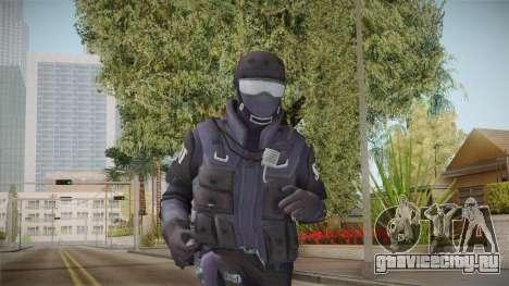 New SWAT для GTA San Andreas