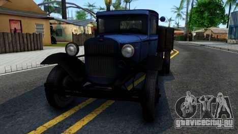 ГАЗ-ММ 1940 IVF для GTA San Andreas