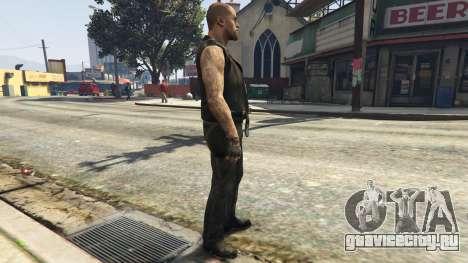Left4Dead 1 Francis для GTA 5 второй скриншот