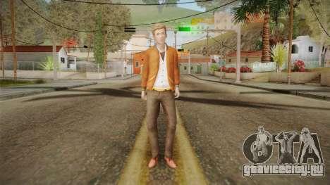 Life Is Strange - Nathan Prescott v3.3 для GTA San Andreas второй скриншот