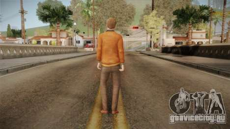 Life Is Strange - Nathan Prescott v2.4 для GTA San Andreas третий скриншот
