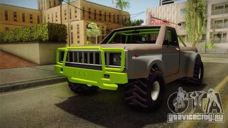 Sandy Racer v.1.5 для GTA San Andreas вид справа