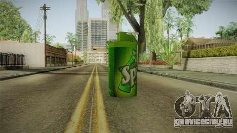 Sprunk Grenade для GTA San Andreas второй скриншот