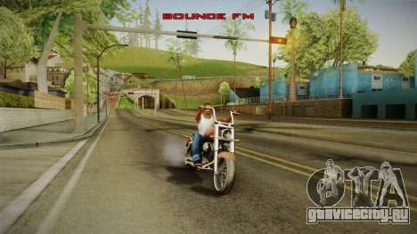 Новый hud 2.0 для GTA San Andreas