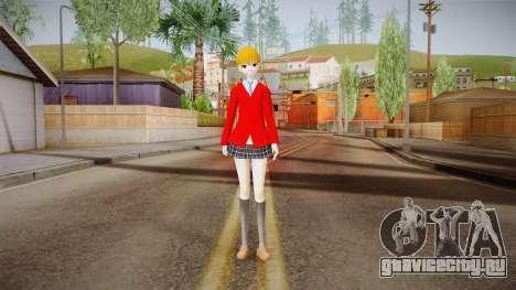 Shizuku Mizutani (Tonari no Kaibutsu-Kun) для GTA San Andreas второй скриншот