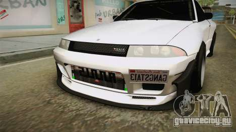 GTA 5 Annis Elegy Retro Custom для GTA San Andreas салон