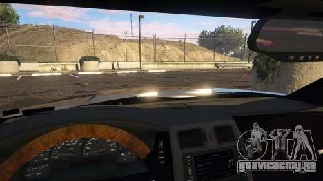 Cadillac XLR-V для GTA 5 вид справа