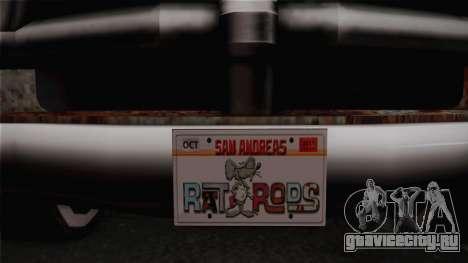 Rat Walton для GTA San Andreas