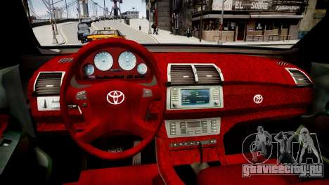 Toyota Hilux 2010 2 doors для GTA 4