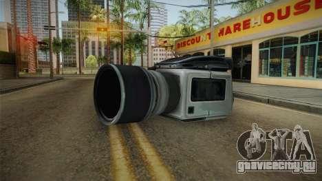 Life Is Strange - Mark Jeffersons Camera для GTA San Andreas