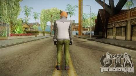 GTA Online Starfox для GTA San Andreas третий скриншот