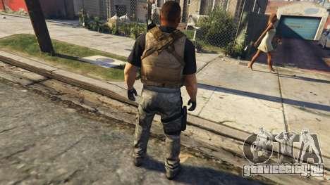 New Black Ops Ped 0.2 для GTA 5 третий скриншот