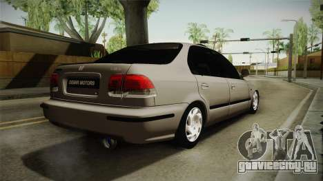 Honda Civic 1.6 iES для GTA San Andreas вид слева