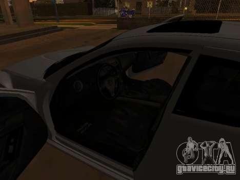 Mazda RX-8 для GTA San Andreas двигатель