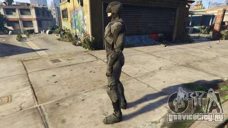 Robocop для GTA 5 второй скриншот