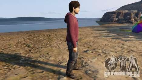 Harry Potter Update для GTA 5 второй скриншот