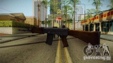 INSAS Rifle для GTA San Andreas третий скриншот