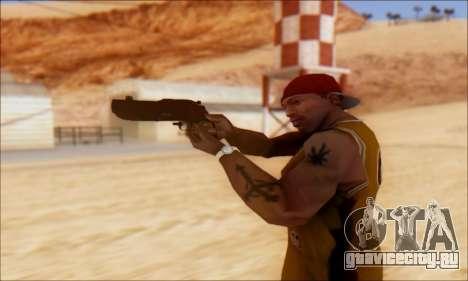 GTA 5 Vom Feuer Compact Grenade Launcher для GTA San Andreas четвёртый скриншот